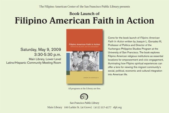 New book about Filipino Americans!